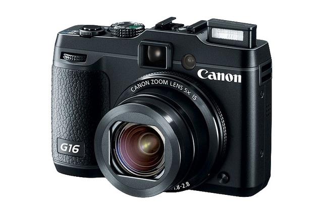 Canon anuncia la Canon Powershot G16