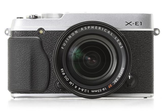Nueva cámara Fujifilm X-E1
