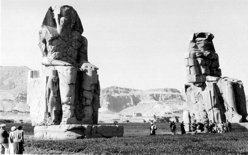 "Exposición fotográfica ""Egipto 1930"" en Madrid"