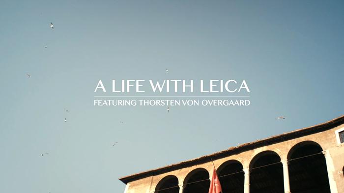 Una vida con Leica / A life with Leica