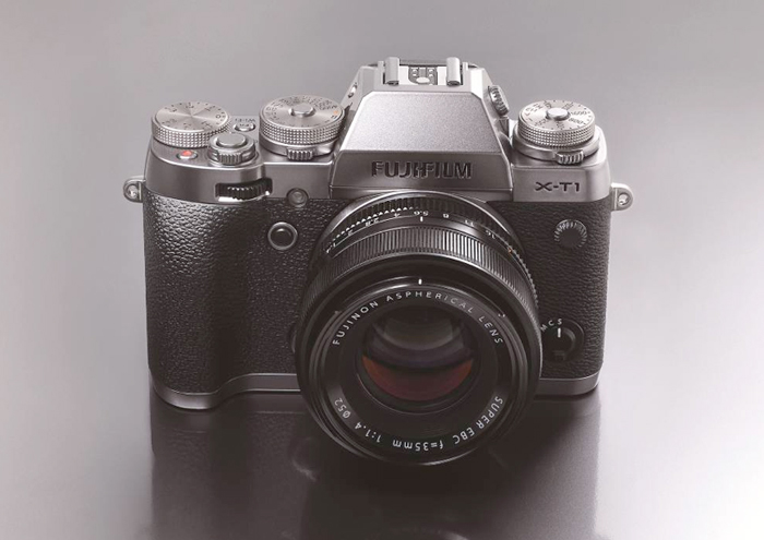 Nuevas Fujifilm X-T1 Grafito y Fujifilm X100T